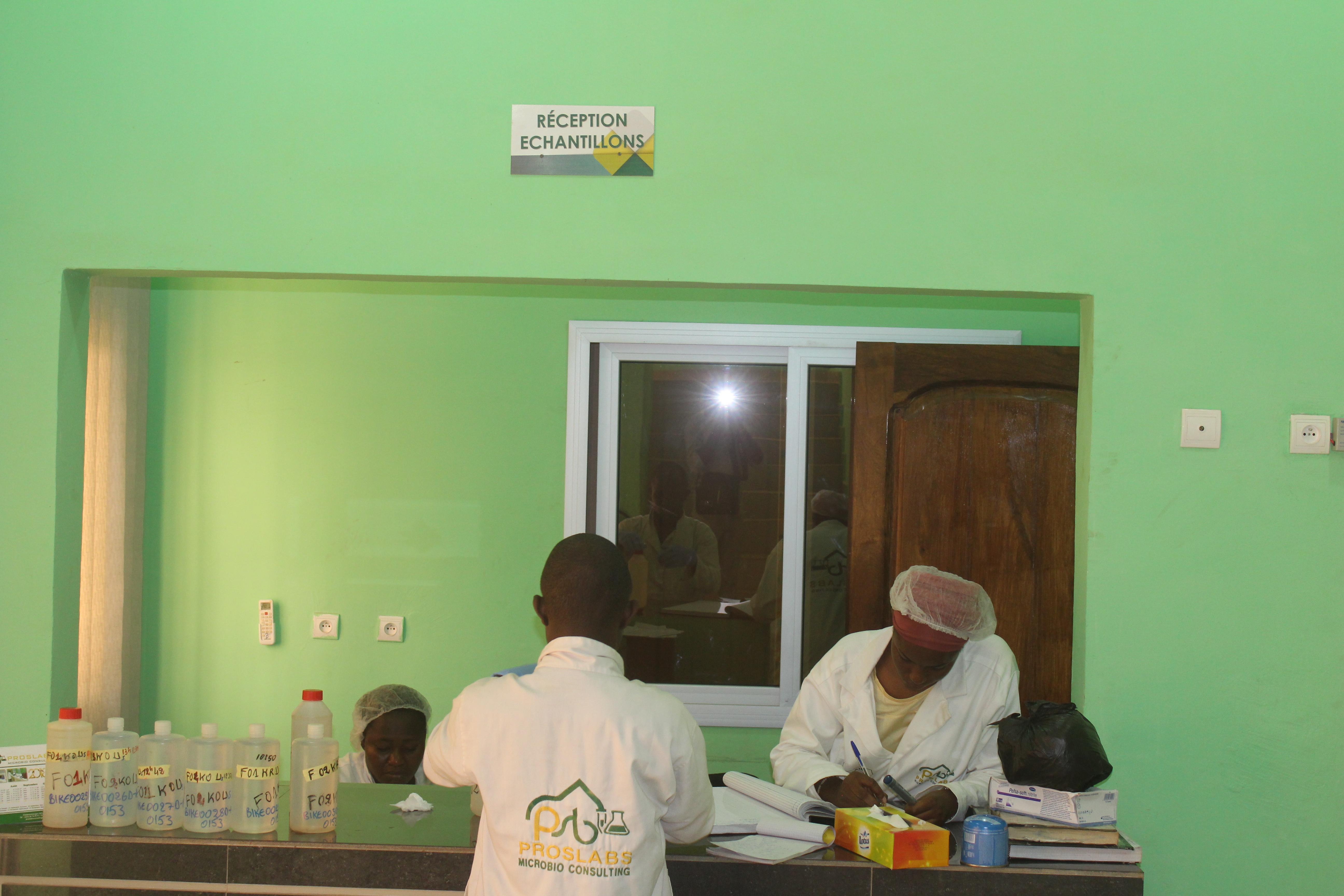 Analyses des produits animaux et végétaux: proslabs microbio offre ses services au Mali