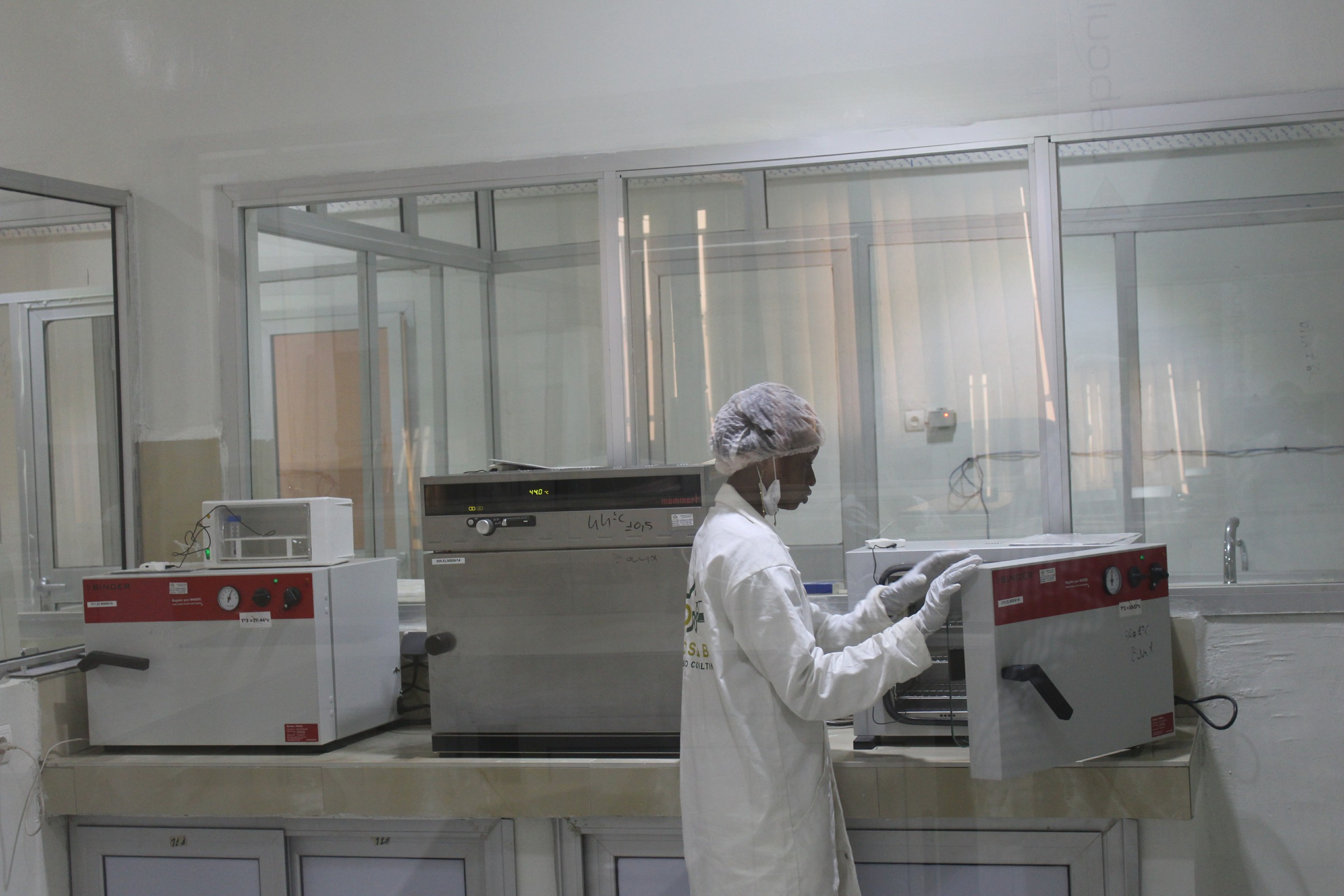 Mali: Micro-biological analysis: Prolabs Microbio Consulting moves to Daoudabougou