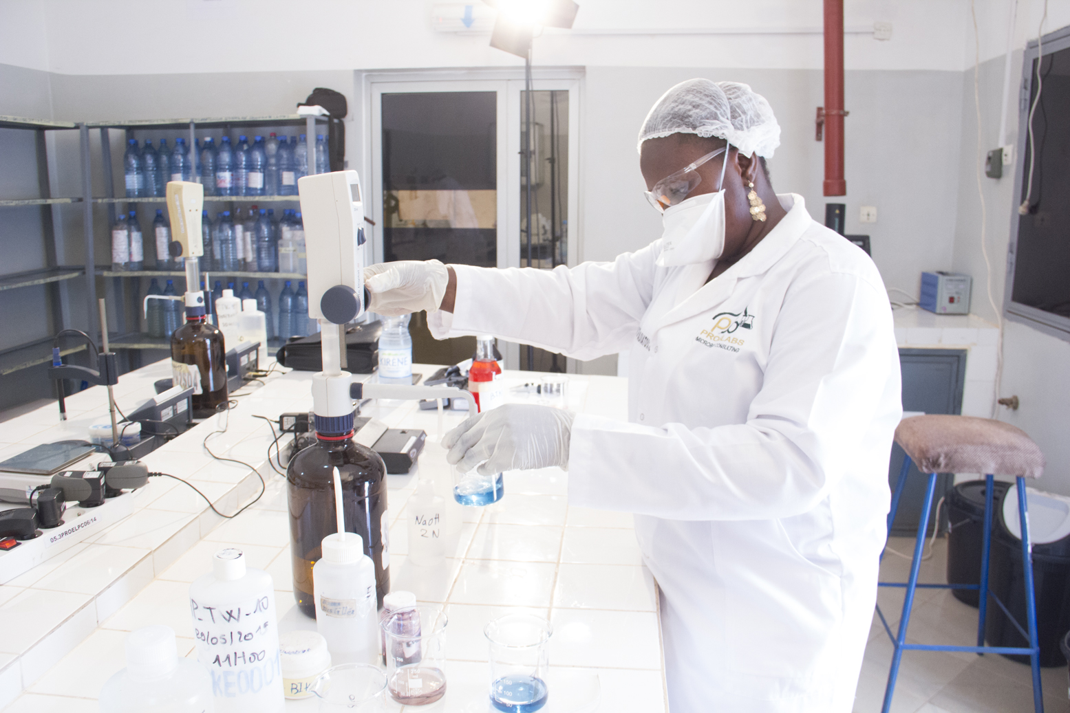 Animal and plant product analysis: proslabs microbio offers its services in Mali